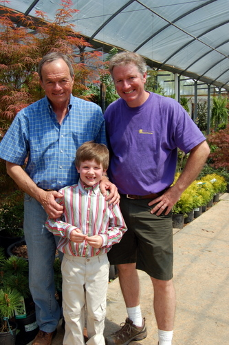 Our Business Was Started In 1965 As Byers Nursery Center By David An Accomplished Nurseryman And Grower 1972 George Bennett Joined