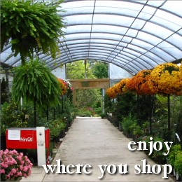 Enjoy where you shop